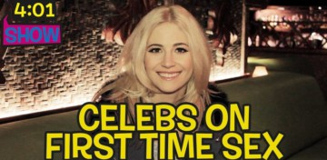 Pixie Lott discusses first time sex