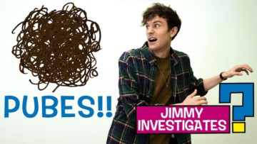Jimmy investigates puberty