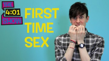 Jimmy investigates first time sex