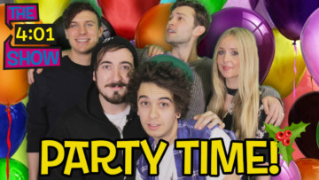 How to party with The Midnight Beast